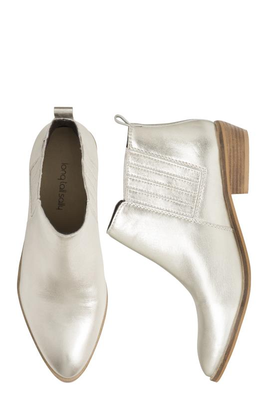 LTS Faye Leather Heeled Ankle Boot