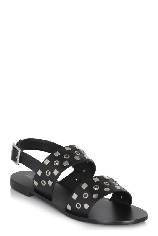 LTS Tia Stud Leather Sandal