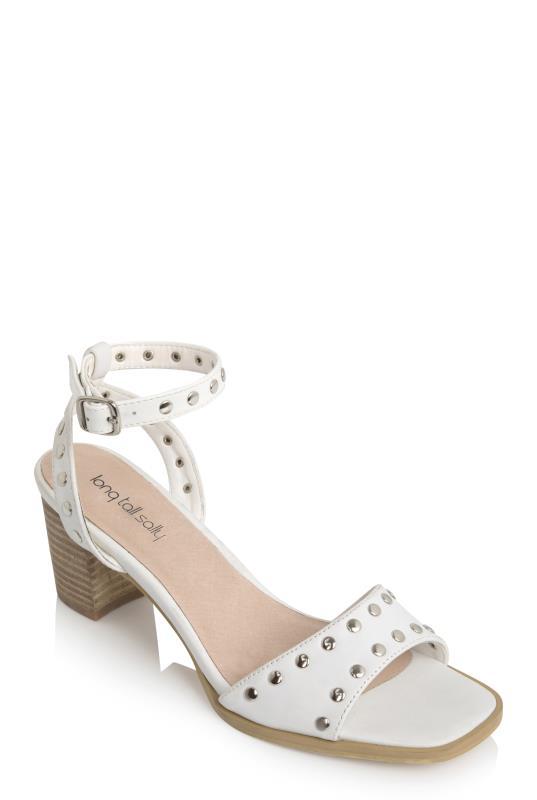 LTS Myra Studded Block Heel Sandal