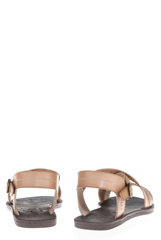 Blowfish Drum Flat Sandals