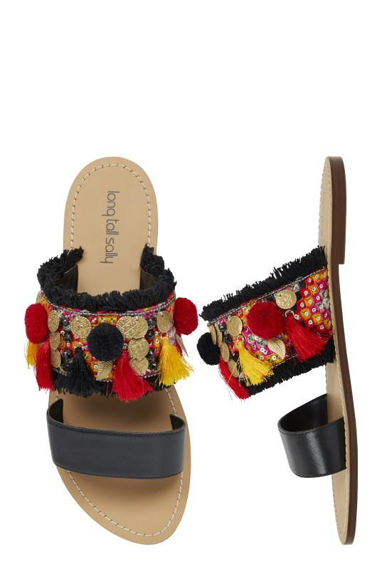 LTS Lauren Embellished Slide