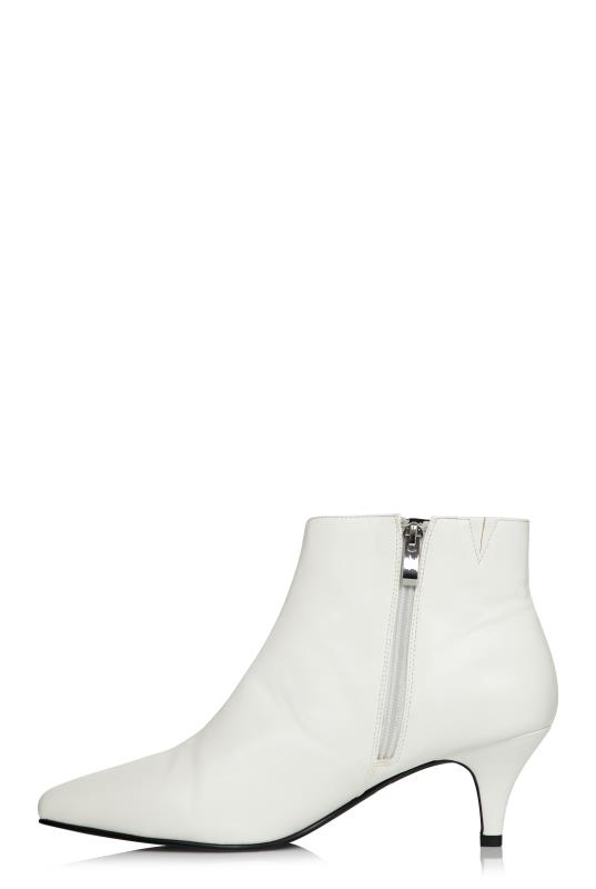 LTS Hayden Kitten Heel Ankle Boot