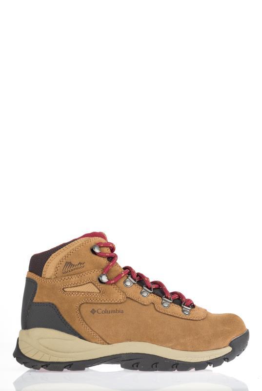 Tan Columbia Newton Ridge WP Amped Winter Boots