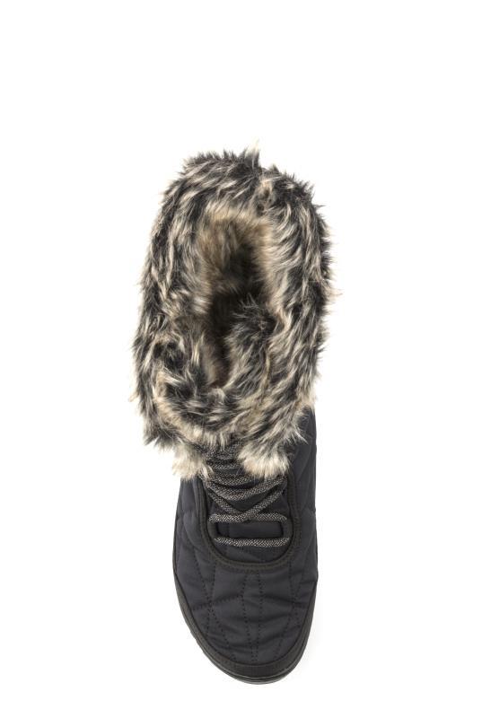 Columbia Minx Black Mid III Winter Boots