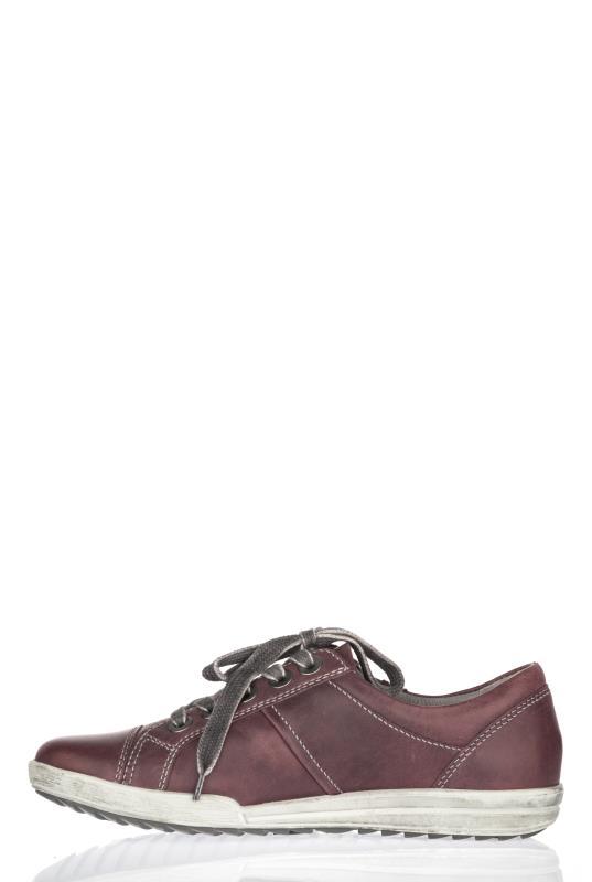 Josef Seibel Dany Burgundy Sneakers