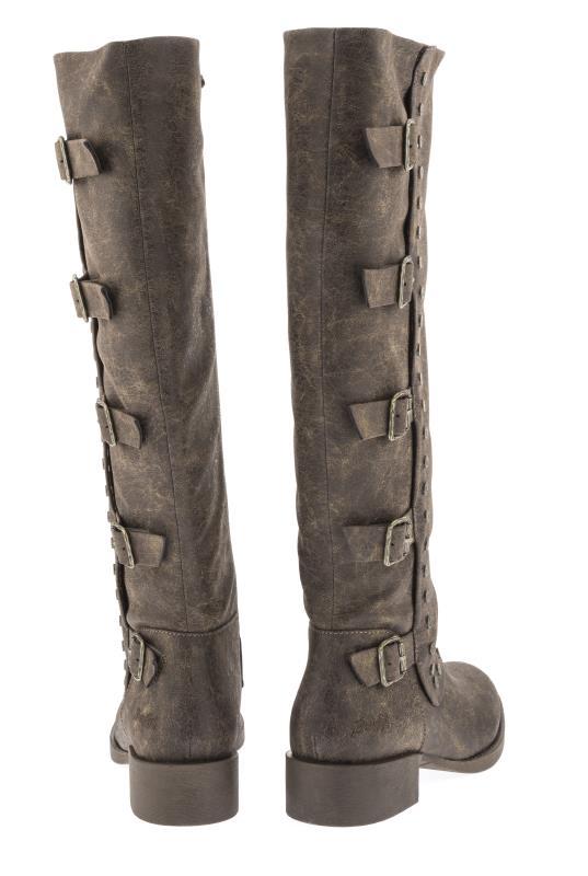 Grey Blowfish Kiesta Tall Boots