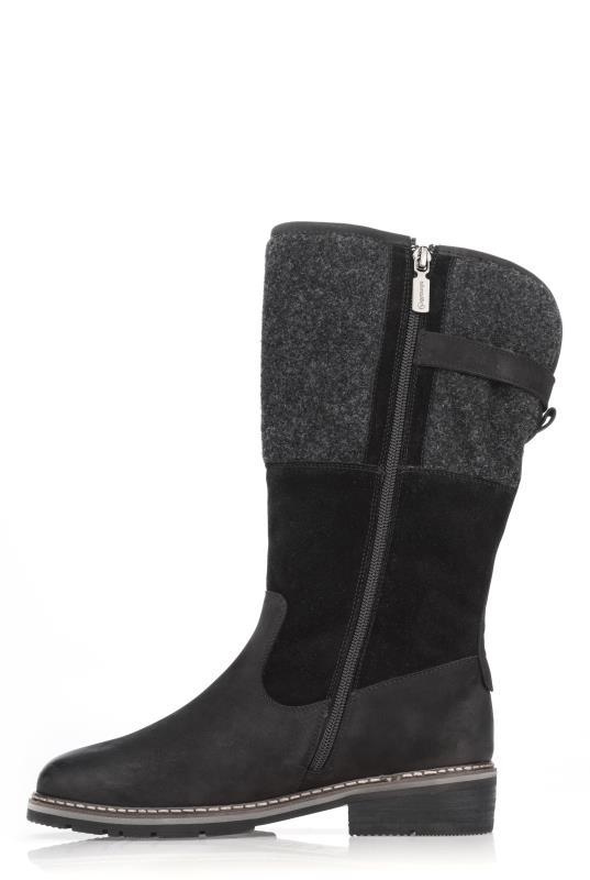 Black Blondo Venus Winter Boot