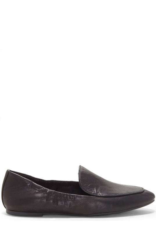 Black Lucky Brand Bellanna Flat Shoe