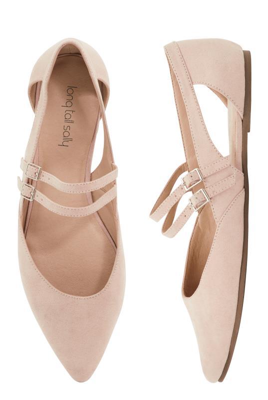 LTS Pink  Kellie Mary Jane Ballerina