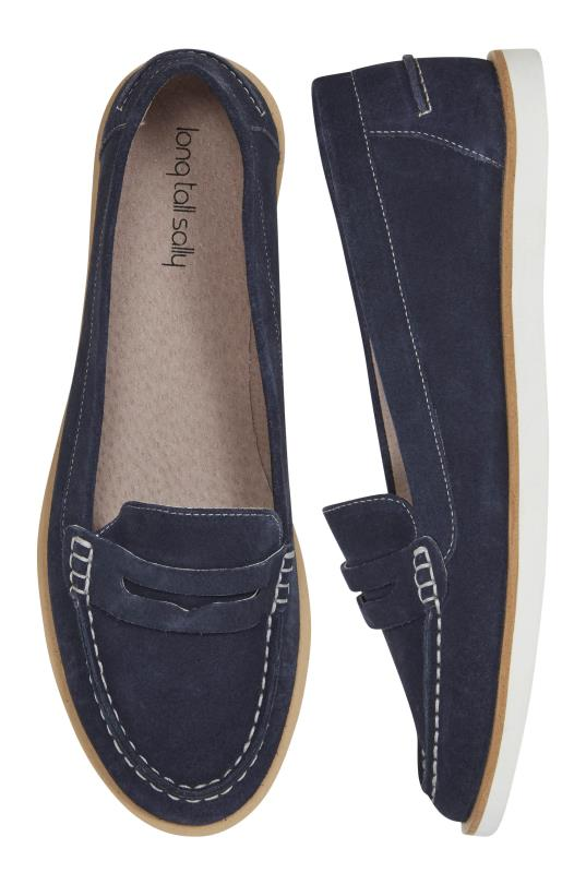 LTS Lilly Suede Boat Shoe