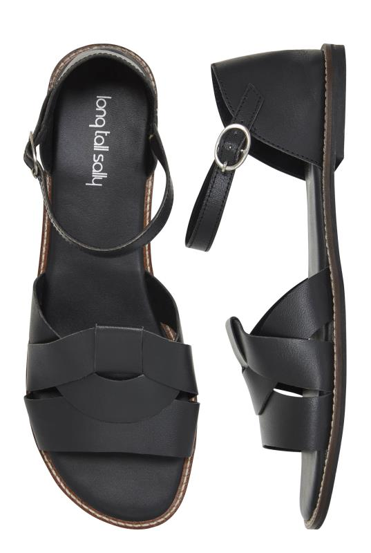 LTS Courtney Two Part Leather Sandal