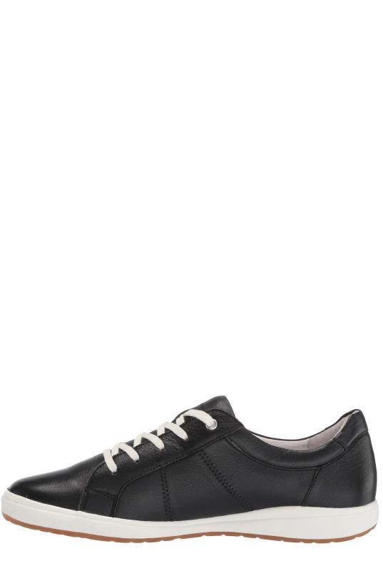 Black Josef Seibel Caren Sneakers
