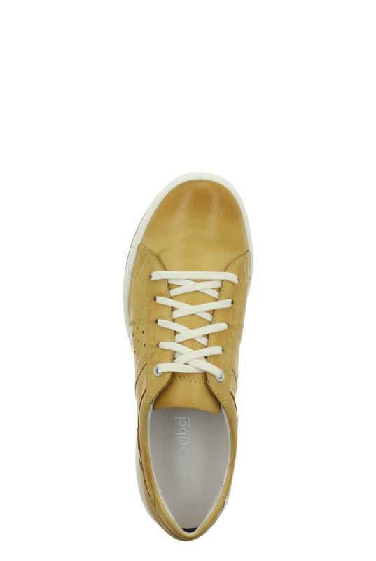 Yellow Josef Seibel Caren Sneakers