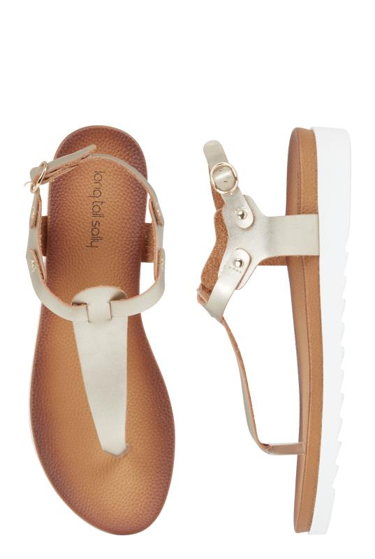 Gold Chloe T-Bar Footbed Sandal_2.jpg