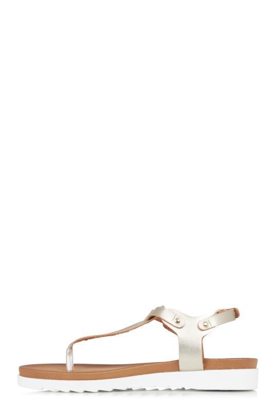Gold Chloe T-Bar Footbed Sandal_3.jpg