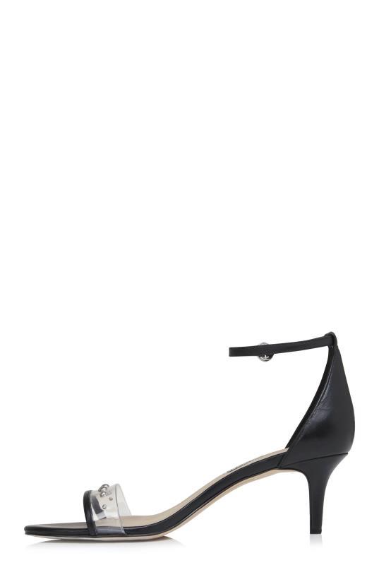 Karl Lagerfeld Paris Dixie Ankle Strap Sandals