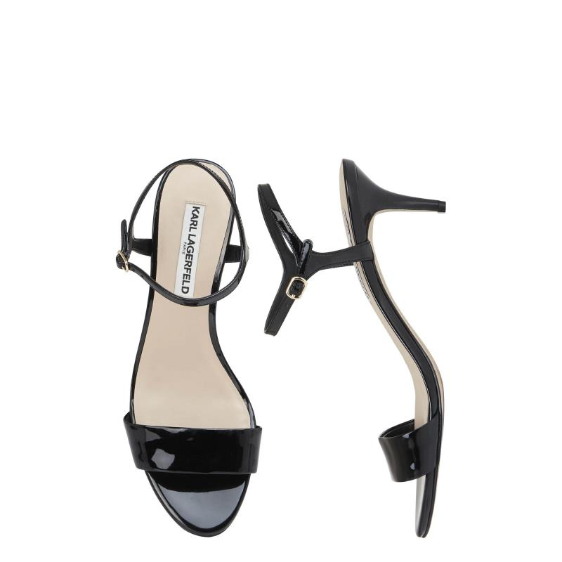 Karl Lagerfeld Paris Demas Heel Sandals