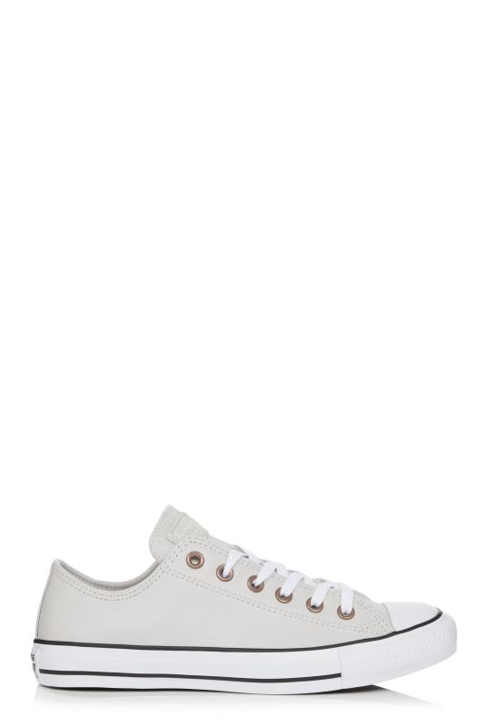 Tall Lace Ups Chuck Taylor All Star Leather