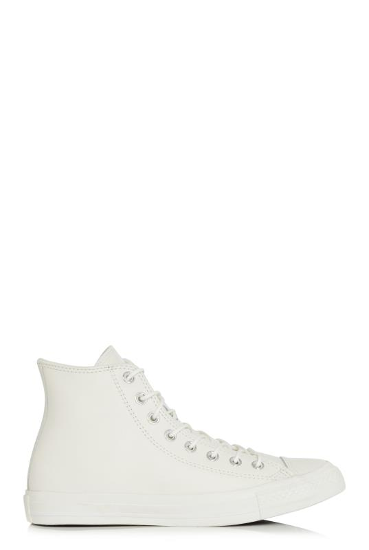 Tall Skaters Chuck Taylor All Star Leather Hi Top