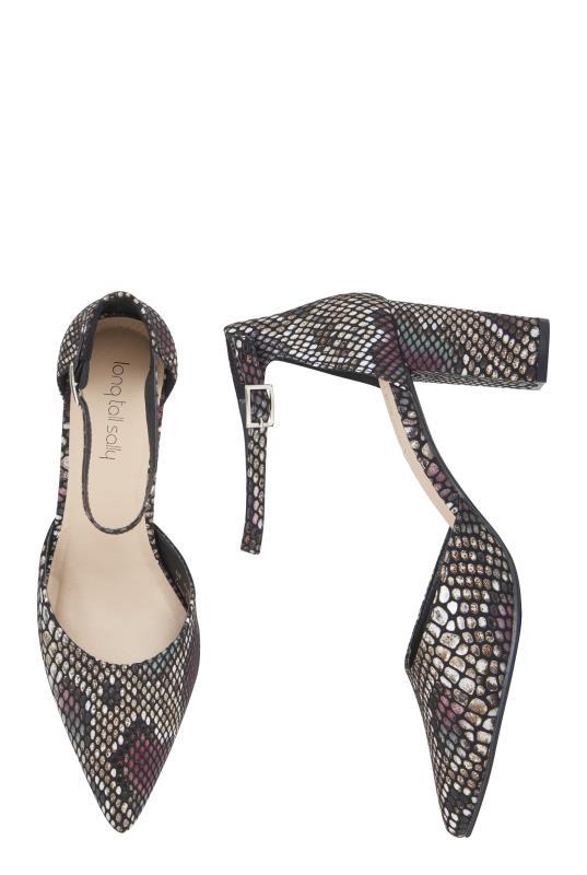 LTS Maisie Strappy Block Heel