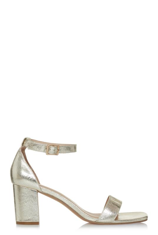 Tall Sandals LTS Silver Rosa Strappy Barely There Heel