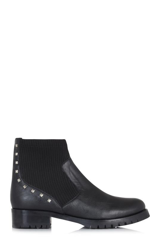 Tall Boots LTS Simmone Elasticated Ankle Boot