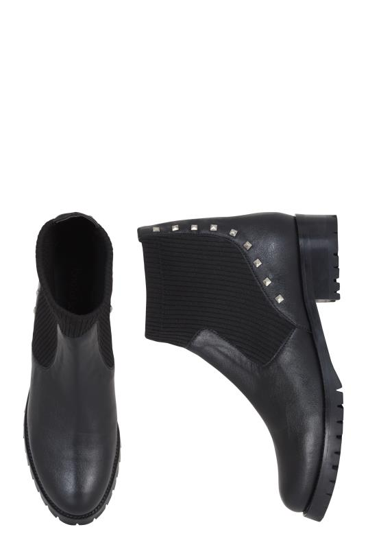 LTS Simmone Elasticated Ankle Boot