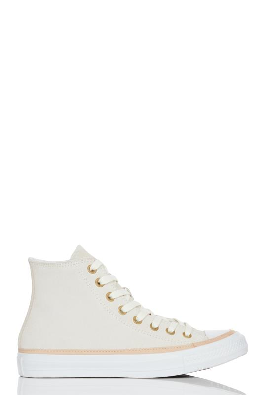Tall Skaters Chuck Taylor All Star Vachetta Leather Hi