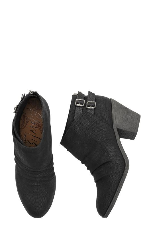Black Blowfish Samie Ankle Boot