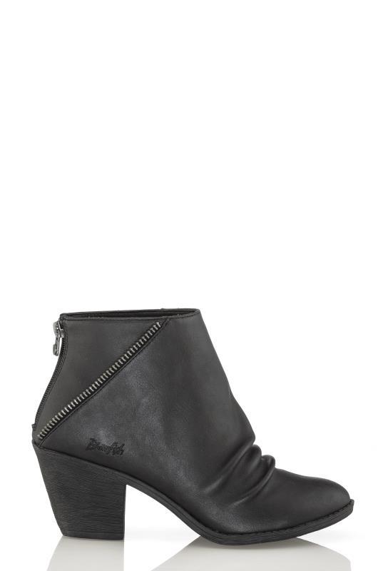 Tall Boots Black Blowfish Senaca Ankle Boot