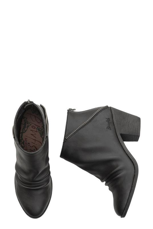 Black Blowfish Senaca Ankle Boot