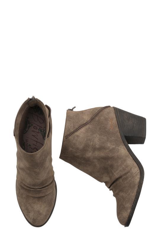 Brown Blowfish Senaca Ankle Boot