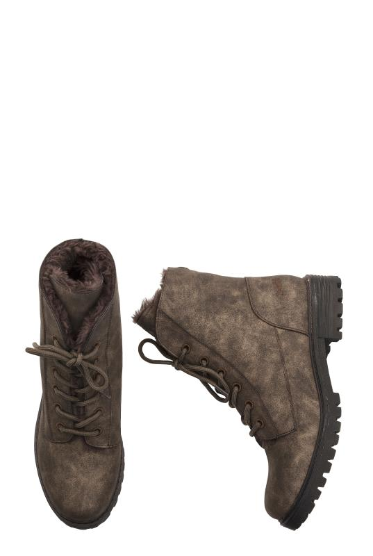 BLOWFISH Brown Raes Ankle Boot