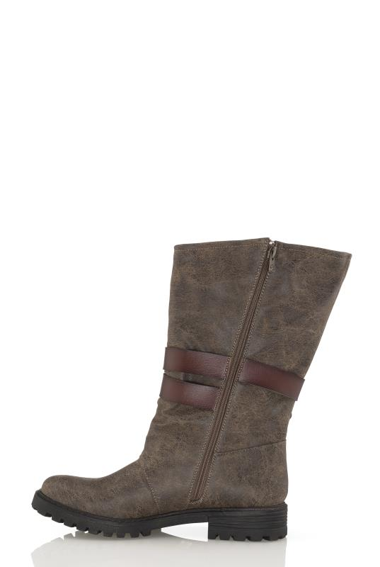 Tan Blowfish Rider Boot