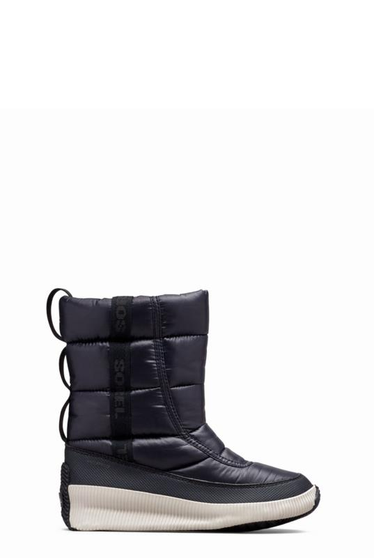 SOREL Black Out 'n' About Padded Boot