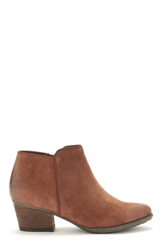 Tan Blondo Villa Nubuck Ankle Boot