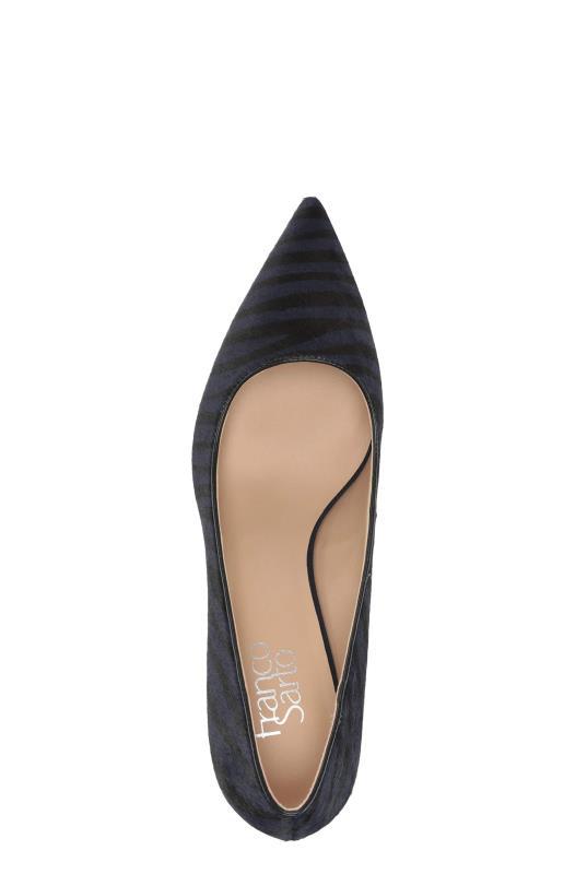 Franco Sarto Navy Court Shoe
