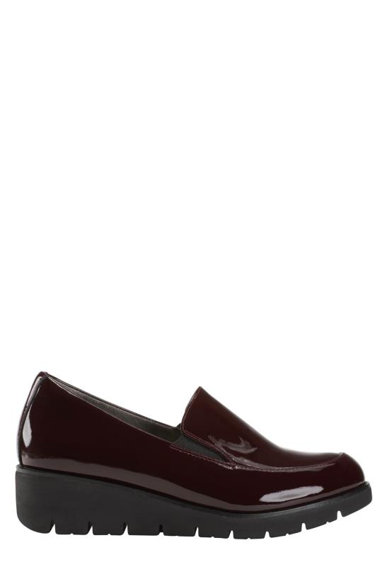 Tall Loafers Earth Zurich Bern Wedge Loafer