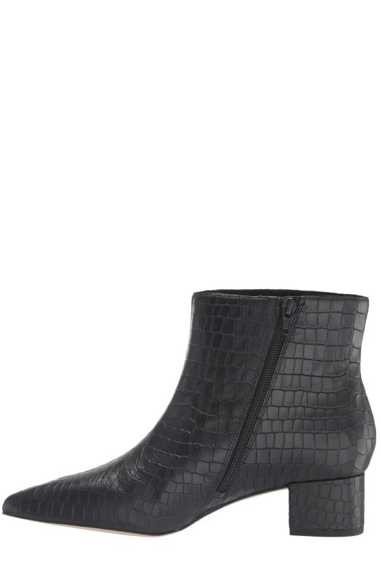Corso Como Freen Black Ankle Boot