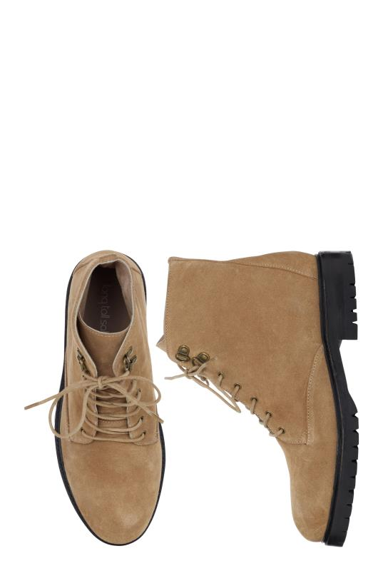 LTS Joanne Leather Lace Up Boot