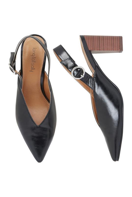 LTS Daniella Slingback Block Heel