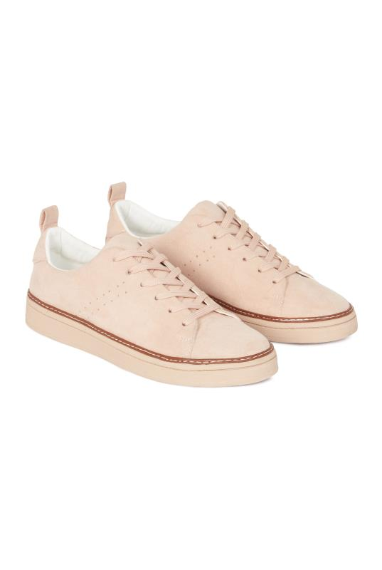 LTS Pink Lace Up Trainer