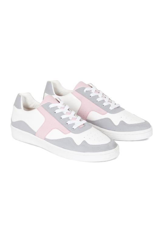 Tall Lace Ups LTS Vero Retro Lace Up Trainer