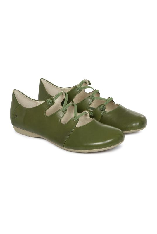 Tall Shoes Josef Seibel Fiona 04 Leather Shoe
