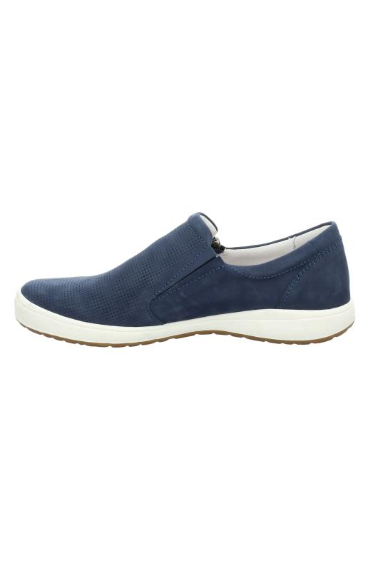 Blue Josef Seibel Caren Sneaker