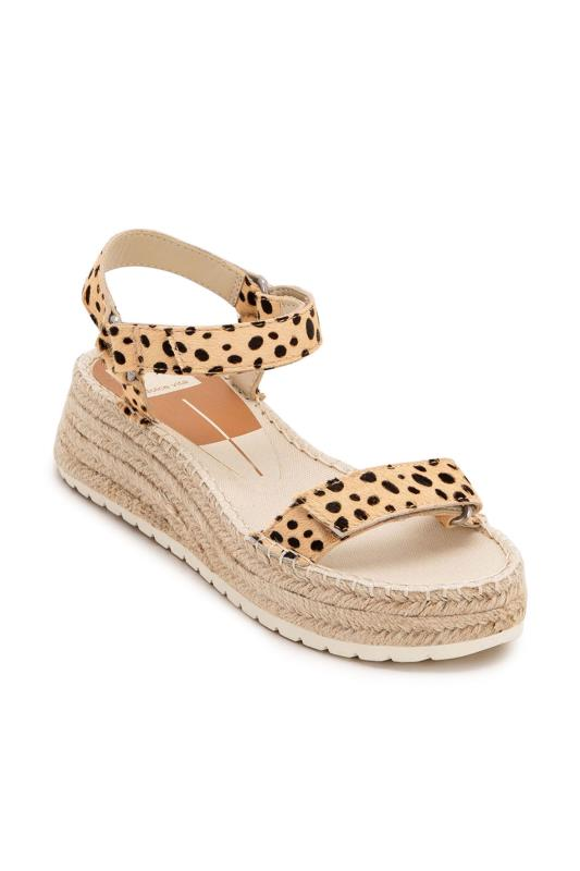 Tall Sandals Dolce Vita Myra Espadrille Wedged Sandal