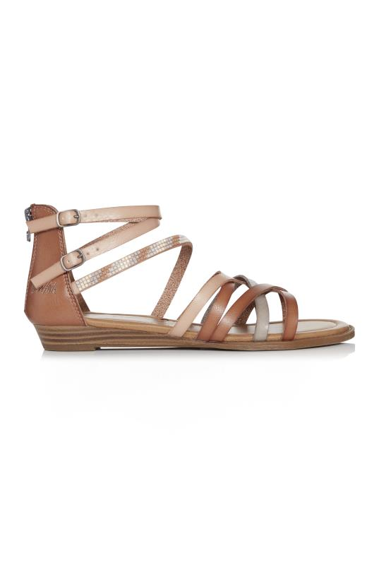 Tall  Blowfish Brianne Sandal