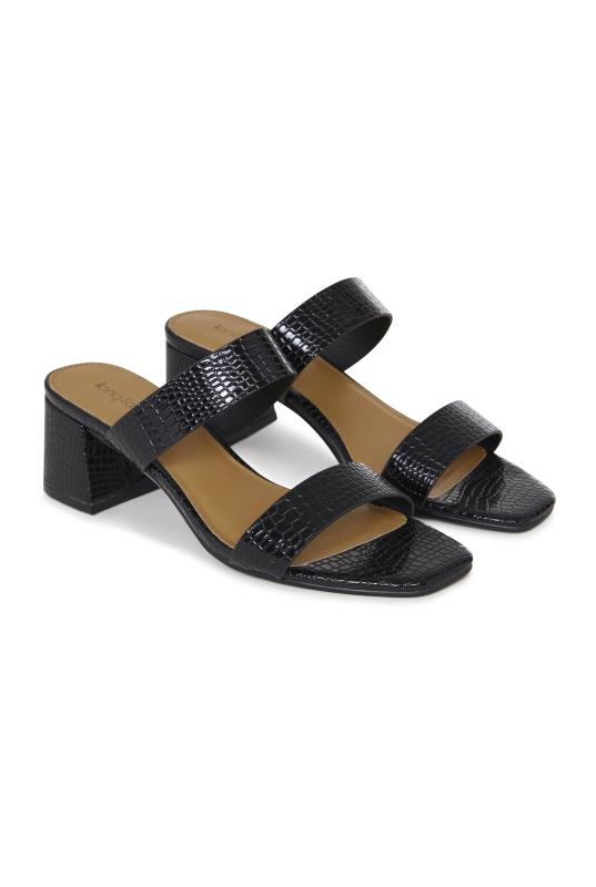 Tall Slides & Mules LTS Sylvie Strappy Mule