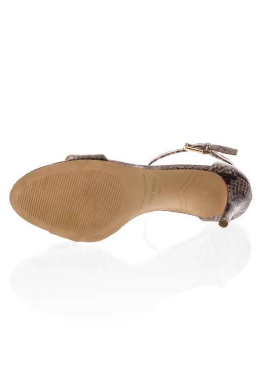 Nine West Mana Heeled Sandal