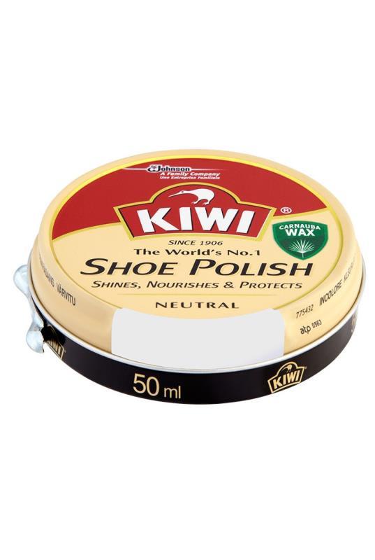 Tall Shoe Care Kiwi Footwear Paste